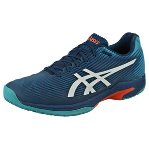 Asics Men's Solution Speed FF - Mako Blue/White
