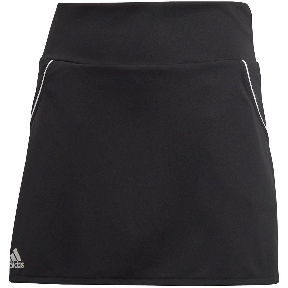 adidas Girls Club Skort - Black ?id=15457601618010
