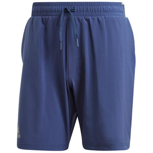 "adidas Men's Club 7"" Woven Short - Tech Indigo"