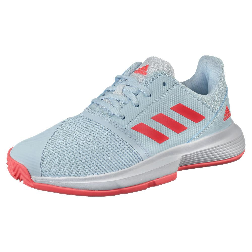 adidas Junior CourtJam X - Sky Tint