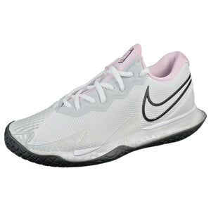 Nike Women's Air Zoom Cage 4 - White/Pink Foam
