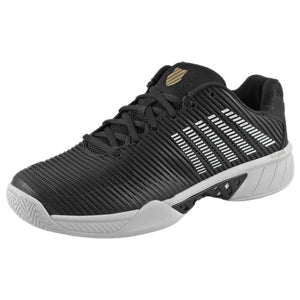 K-Swiss Men's Hypercourt Express 2 - Black/Gold/White