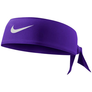 Nike Dri Fit Head Tie 3.0 - Court Purple