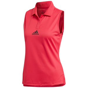 adidas Women's HEAT.RDY T. M Tennis Tank - Power Pink