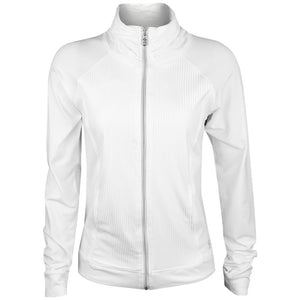 Sofibella Women's Alignment Jacket - White
