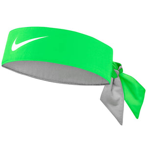 Nike Premier Tennis Head Tie - Poison Green/ White