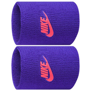 Nike Premier Doublewide Wristbands - Concord