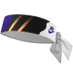 Nike Premier US Open Tennis Head Tie - Laser Orange/Concord