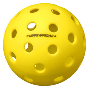 Onix Pickleball Fuse G2 Outdoor Single - Yellow