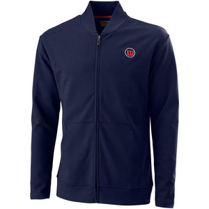 Wilson Men's NY Classics Jacket - Peacoat