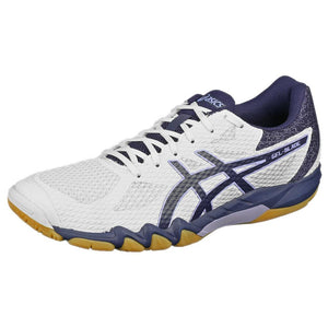 Asics Women's Gel-Blade 7 - White/Peacoat