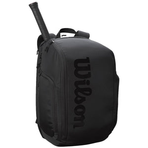 Wilson Super Tour Pro Staff Backpack - Black