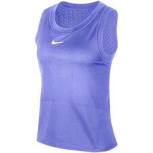 Nike Women's Court Dry Reversible Essential Tank - Rush Violet