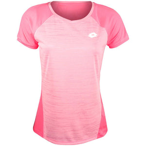 Lotto Women's Top Ten II Tee - Sweet Rose