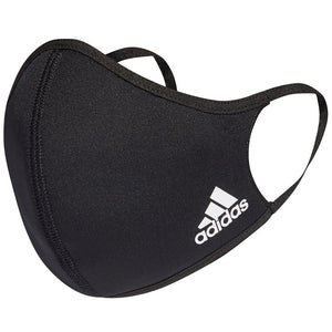 adidas Face Covers 3 Pack - Black