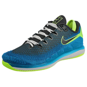 Nike Men's Air Zoom Vapor X Knit - Turquoise/Black/Green