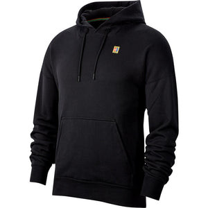 Nike Men's Heritage Fleece Hoody - Black
