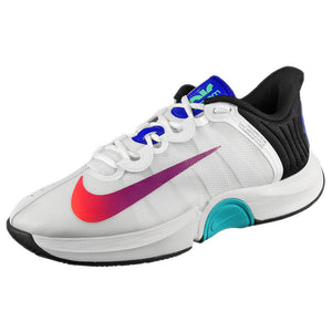 Nike Men's Air Zoom GP Turbo - Summit White/Electro