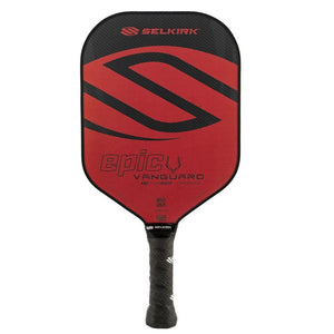 Selkirk Vanguard Hybrid Epic Lightweight - Crimson Black