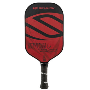Selkirk Vanguard Hybrid Invikta Lightweight - Crimson Black