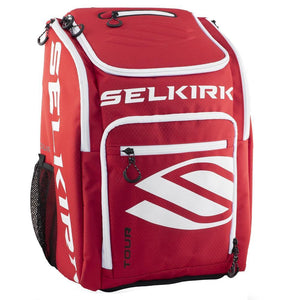 Selkirk Tour Backpack - Red