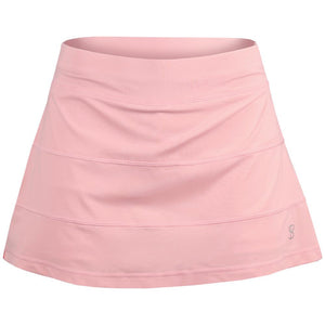 "Sofibella Women's Rose Anaconda 13"" Skort - Bubble"