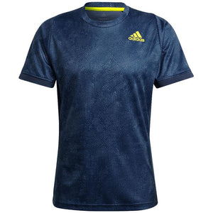 adidas Men's Primeblue Freelift Tee - Crew Navy