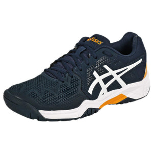 Asics Junior Gel-Resolution 8 GS - French Blue
