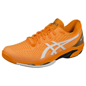 Asics Men's Solution Speed FF 2 - Amber/White