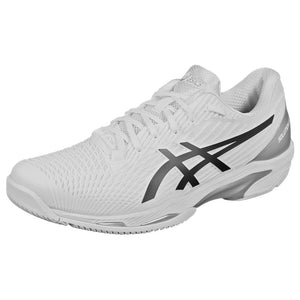 Asics Men's Solution Speed FF 2 - White/Black