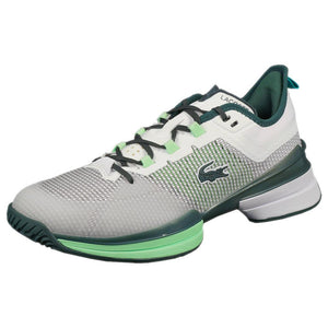 Lacoste Men's AG-LT 21 Ultra - White/Green
