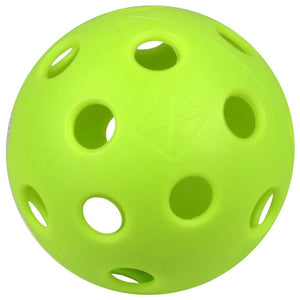 Franklin Pickleball X-26 Indoor Single - Lime Green