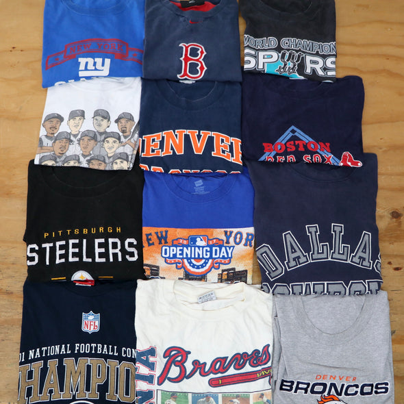 Pro Sports T-Shirts - Wholesale Vintage Fashion