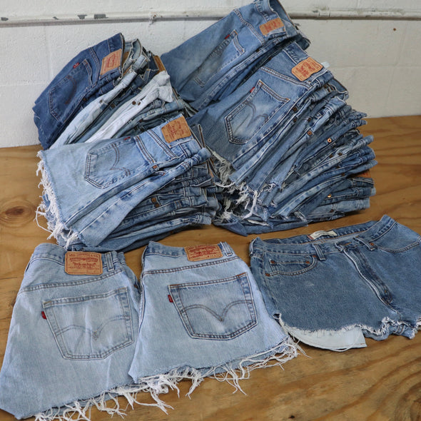 Wholesale Denim Bundles - Wholesale Vintage Fashion