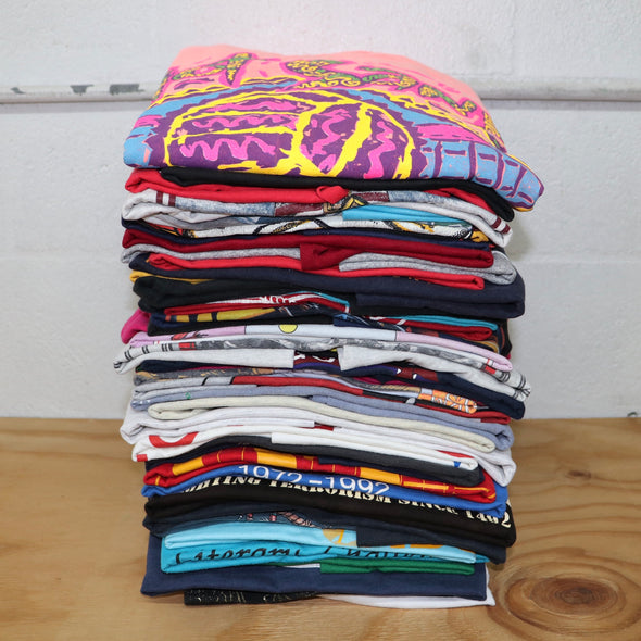 Wholesale T-Shirt Bundles - Wholesale Vintage Fashion