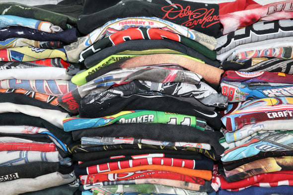 Nascar & Racing T-Shirts - Wholesale Vintage Fashion
