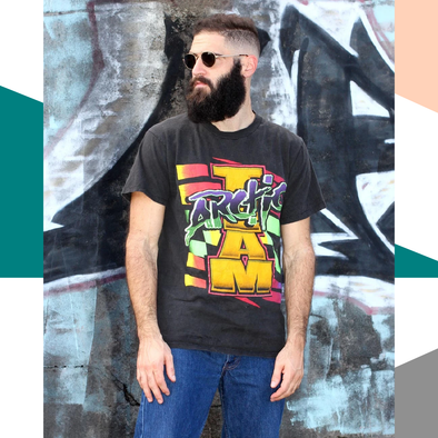 Vintage Graphic T-Shirts