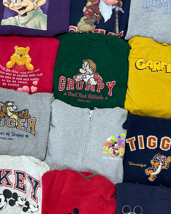 Mickey & Disney Sweatshirts