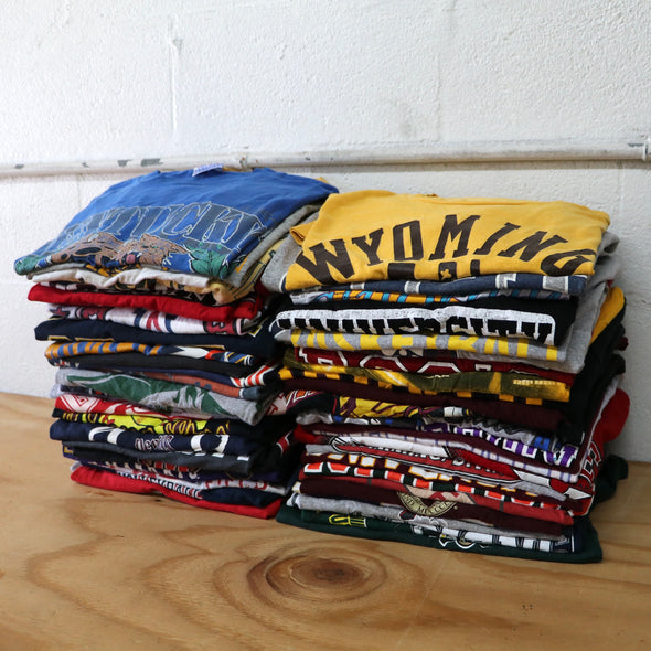 Wholesale T-Shirt Bundles