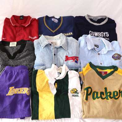 Pro Sports Mix - Wholesale Vintage Fashion