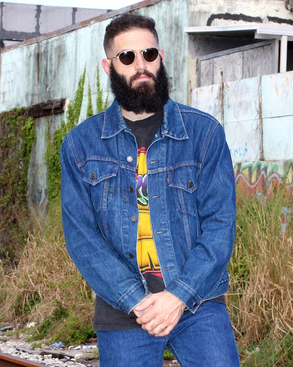 Any Brand Denim Jackets - Wholesale Vintage Fashion