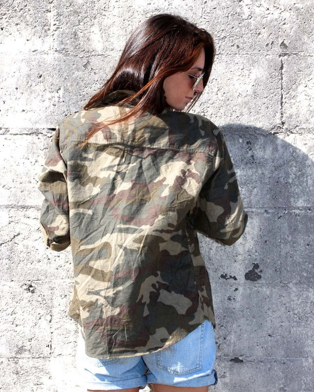 Army Camo Jackets - Wholesale Vintage Fashion