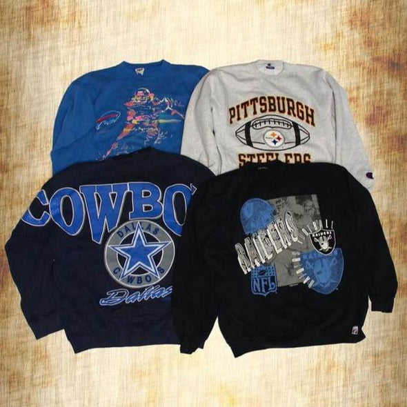 Pro Sports Sweatshirts - Wholesale Vintage Fashion
