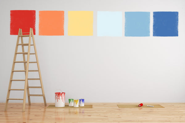 A Guide To Choosing The Right Wall Paint Colours