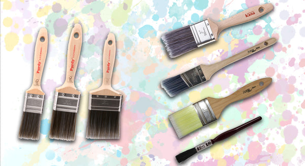 Choosing The Right Paint Brush For Your Painting Project