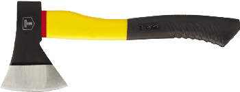 Axe 600g, fibreglass handle