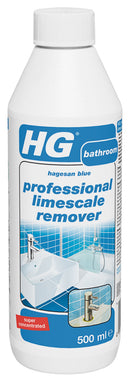 hg profesional limescale remover 500ml