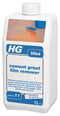 hg cement grout film remover 1L