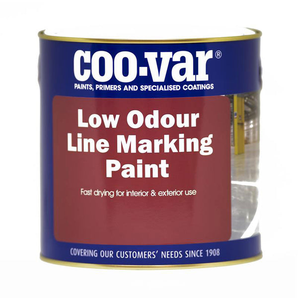 Low Odour Line Marking Paint 5L