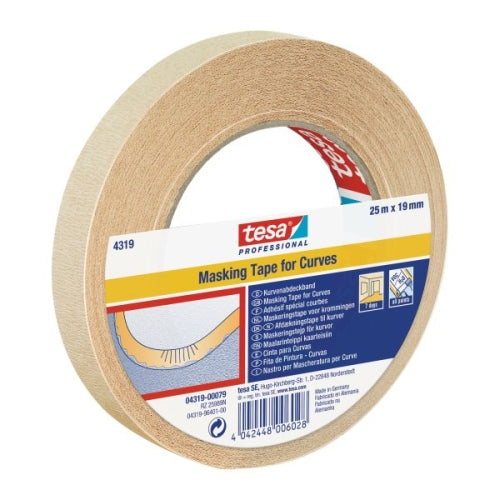 Tesa Masking Tape For Curves